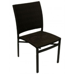 Oveido Side Chair in Expresso