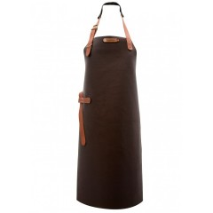 "Leather Apron ""Kansas"" Brown"