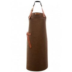 "Leather Apron ""Kansas"" Rust"