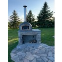 new generation brick pizza oven