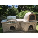 toronto brick pizza oven