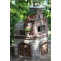 outdoor pizza oven Canada