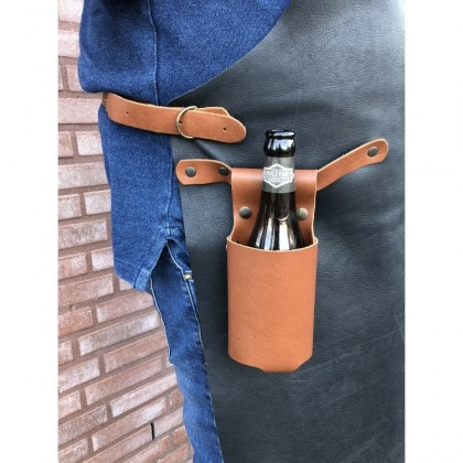 Bottle Holster Cognac