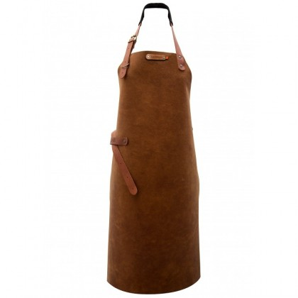 "Leather Apron ""Utah"" Rust"