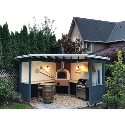 outdoor brick pizza oven - Pizza Oven Outdoor Pizza Ovens I Wood Fired Pizza Oven