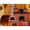 nonno peppe wood fired oven